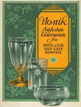 1928 Libbey Catalog